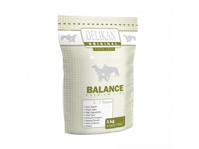 Delikan Original Balance 1kg
