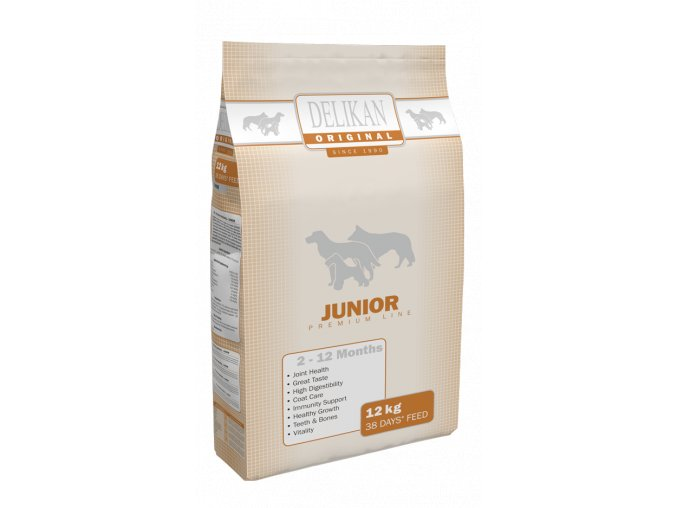 Delikan Original Junior 12kg