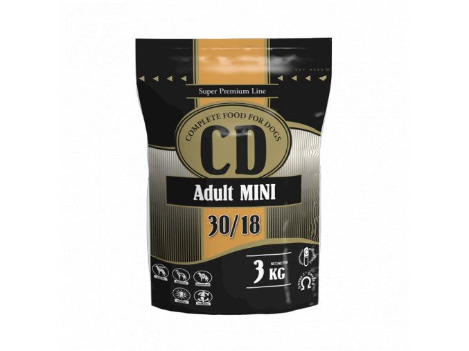 CD Adult Mini 3kg