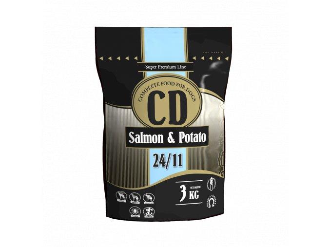 CD Salmon and Potato 3kg