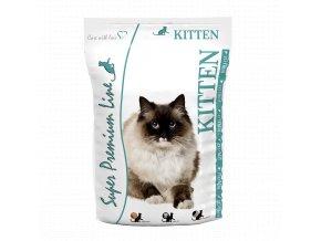 Delikan Supra Cat Kitten