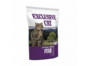 Delikan Exclusive Cat Ryba 2kg