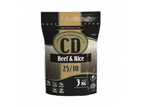 CD Beef and Rice 3kg