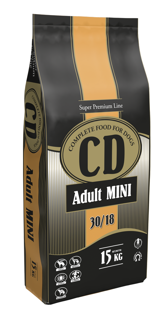 Delikan CD Adult mini 15 kg