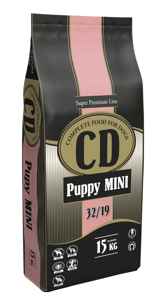 Delikan CD Puppy mini 15 kg