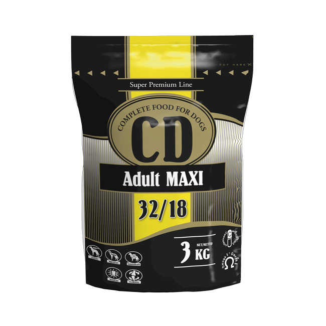 Delikan CD Adult maxi 3 kg