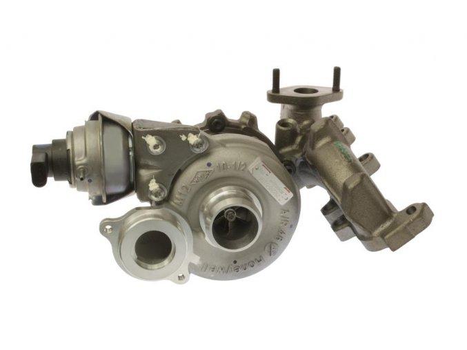Turbodmychadlo Garrett GTB1446VZ pro VW T5 2.0TDI 62 103 kW (CAAC, CAAA, CAAB)