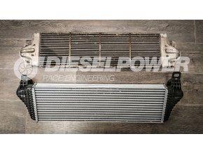 Chladič vzduchu - intercooler HELLA pro VW T5 TDI (FMIC)