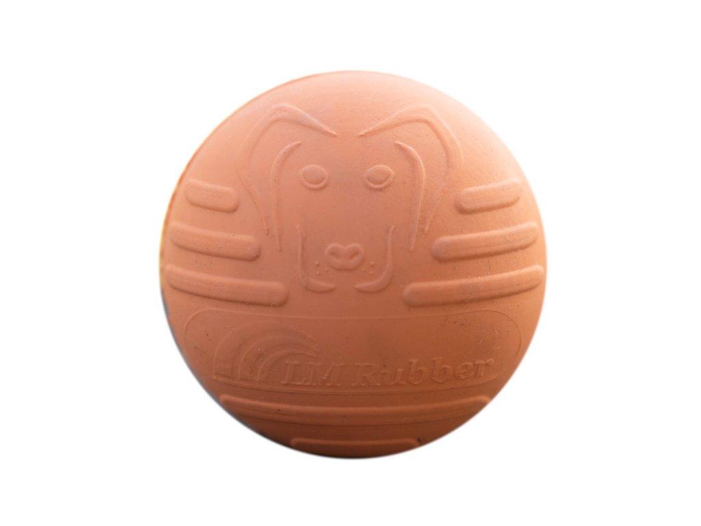 Míček Dogballs  oranžový