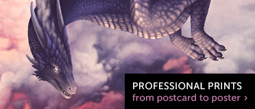 Professional prints from postcard to poster