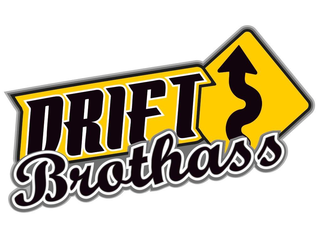 drift brothers samolepka