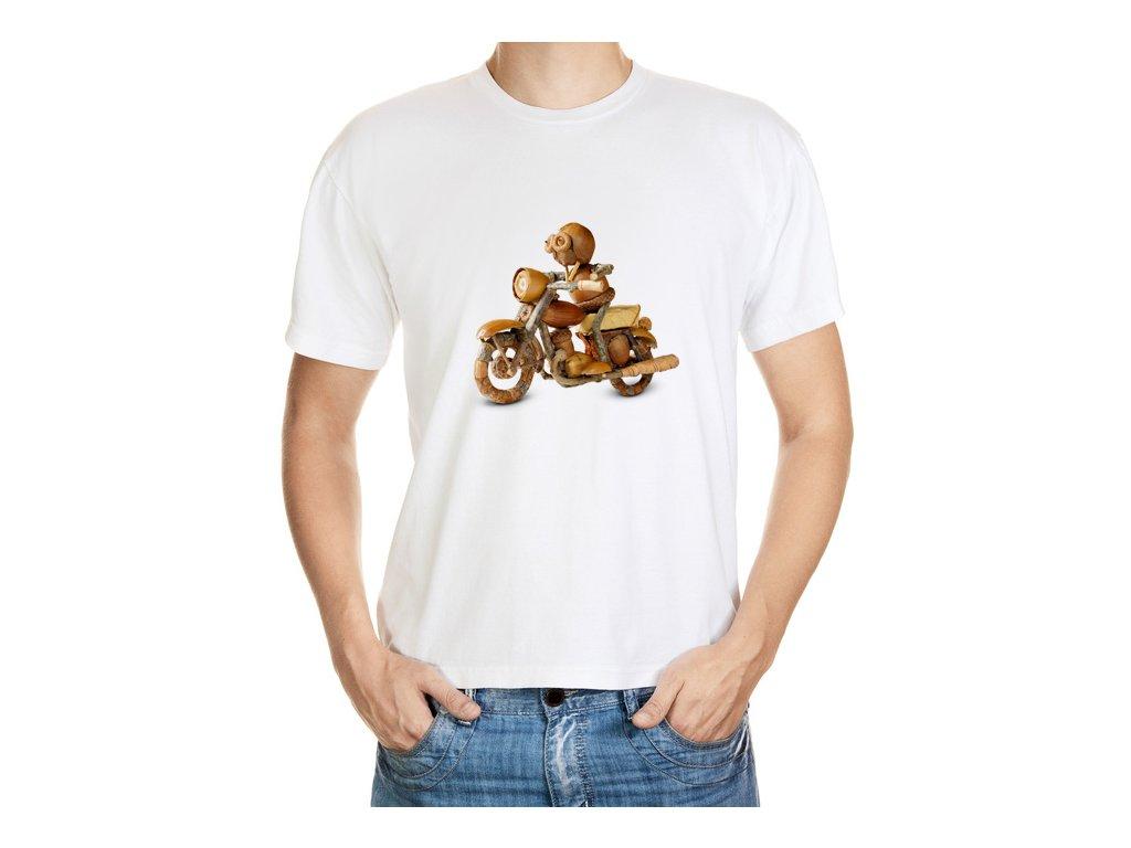 Dubánek motorkář