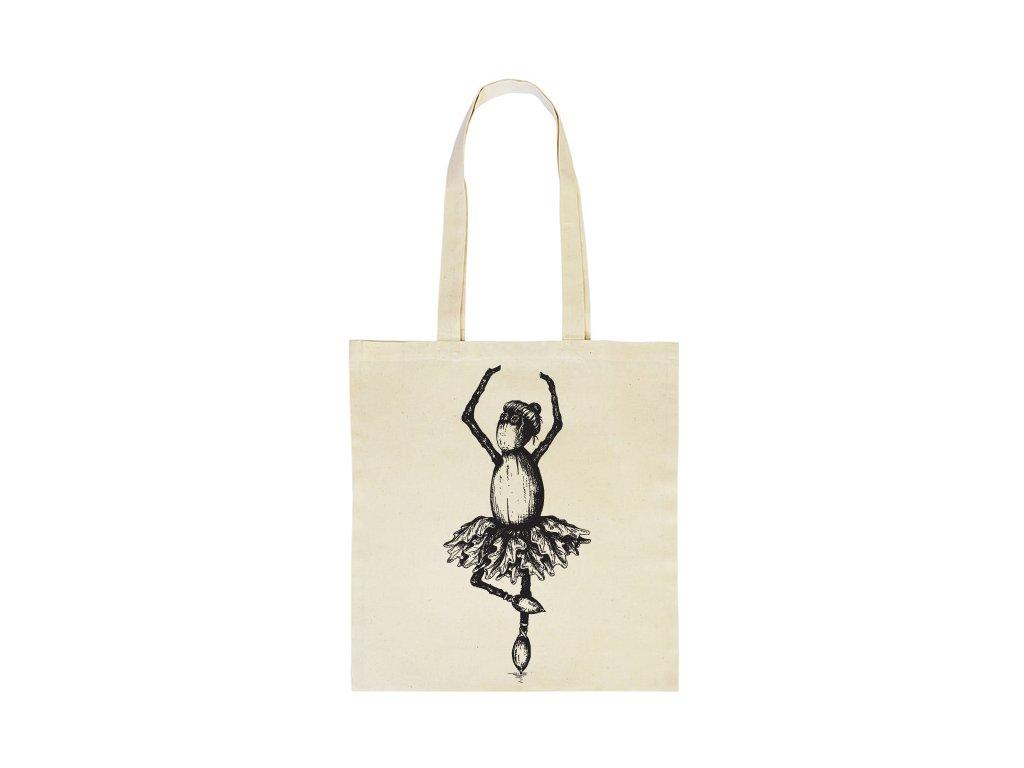 Taška s duběnkou baletkou
