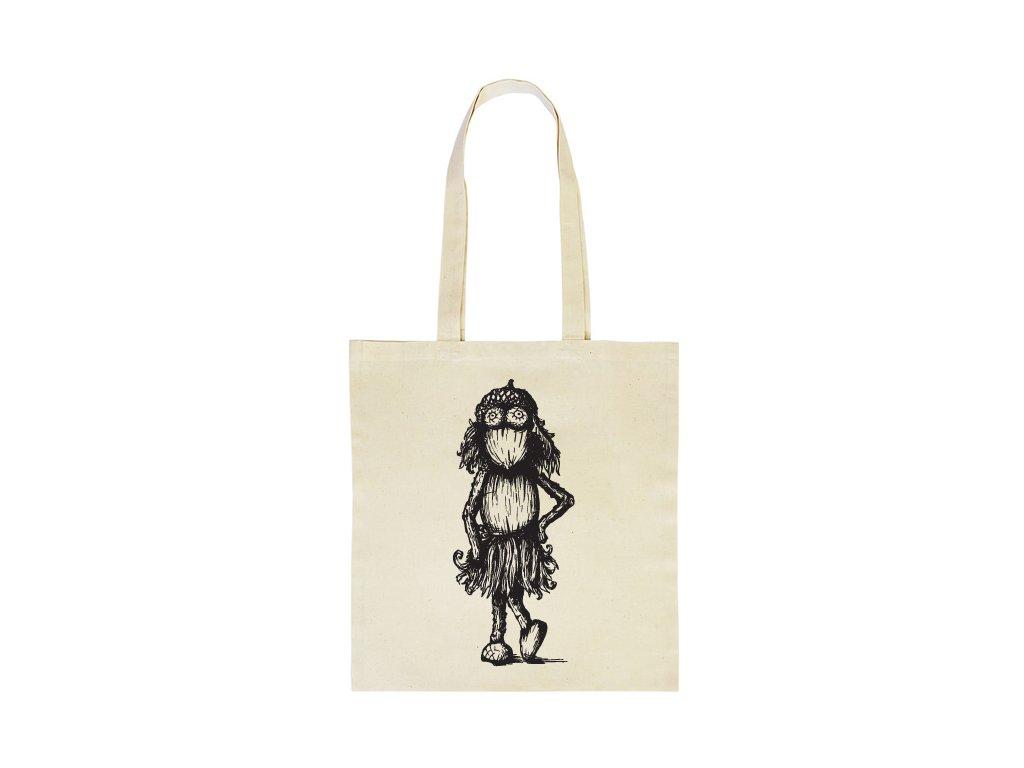 Taška s kreslenou duběnkou