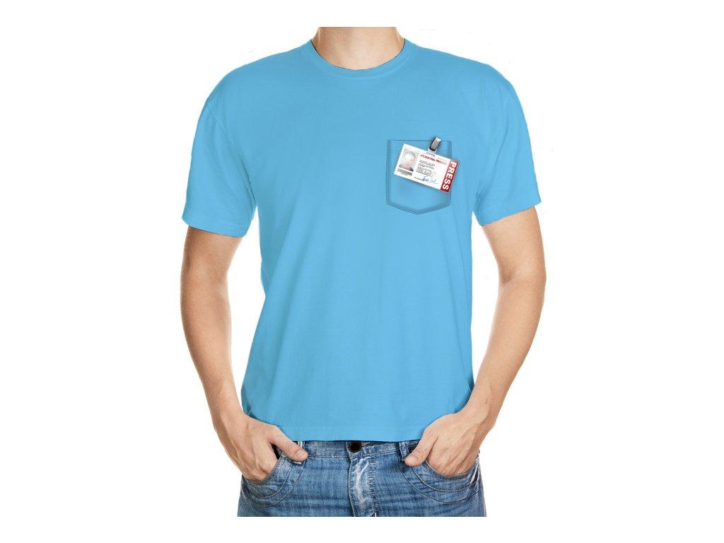 Tričko pro novináře