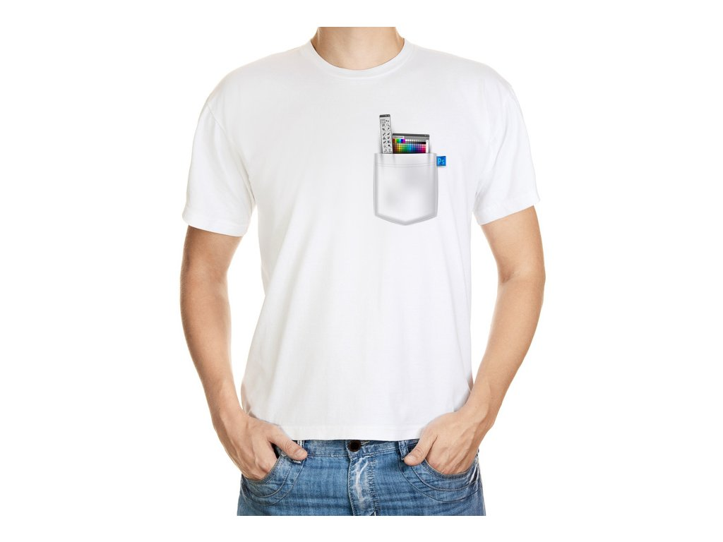 Tričko s kapsou Photoshop