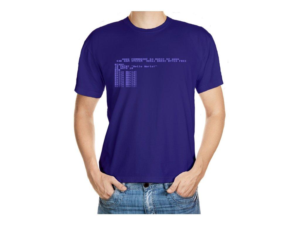 Tričko pro fandy Commodore C64