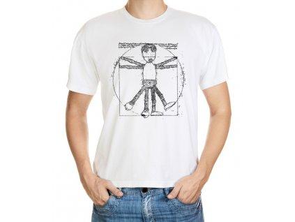 Dubánčí tričko Leonardo da Dub