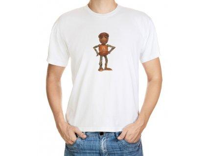 Tričko s malým dubánkem