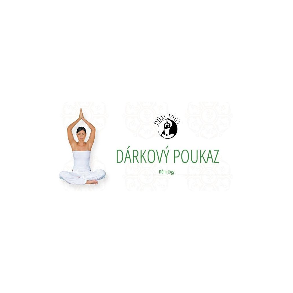 darkove poukazy