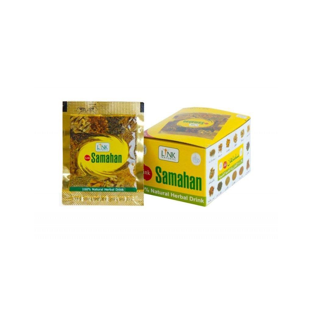 link samahan health tea herbal drink 40g