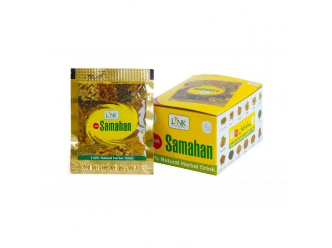 link samahan health tea herbal drink 40g