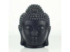 Aromalampa Buddha- bílá