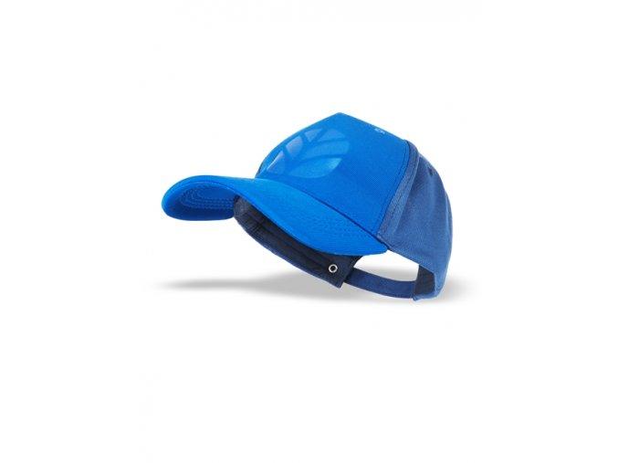 0004021 blue mesh leaf baseball cap 660