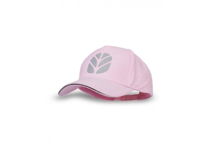 0004038 pink leaf baseball cap 660
