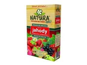 natura organicke hnojivo na jahody a drobne ovocie 15kg