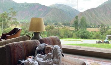 Na cestě po Peru s miminkem