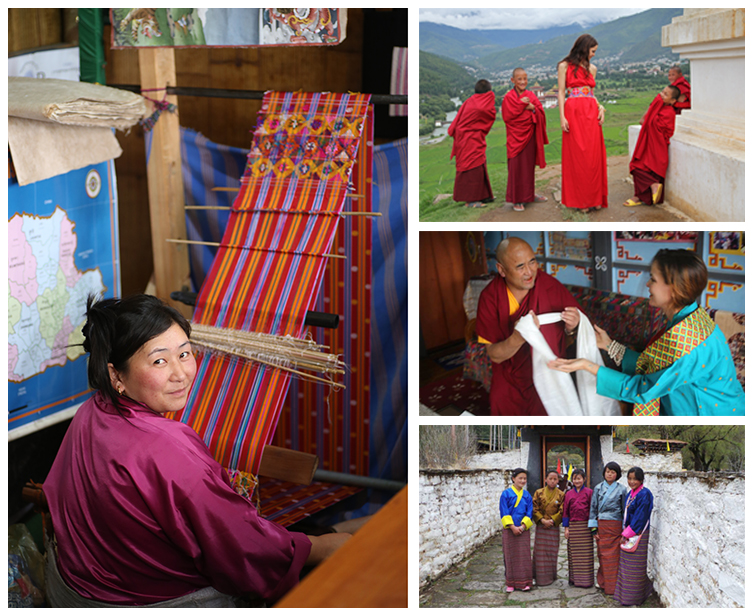 Bhútán - Lilia Khousnoutdinová