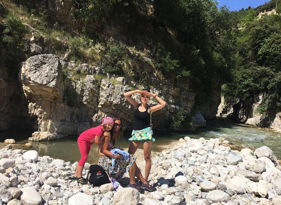 Cestujeme s dětmi - Albánie