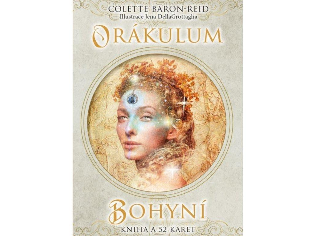 Vykladaci karty Orakulum bohyni