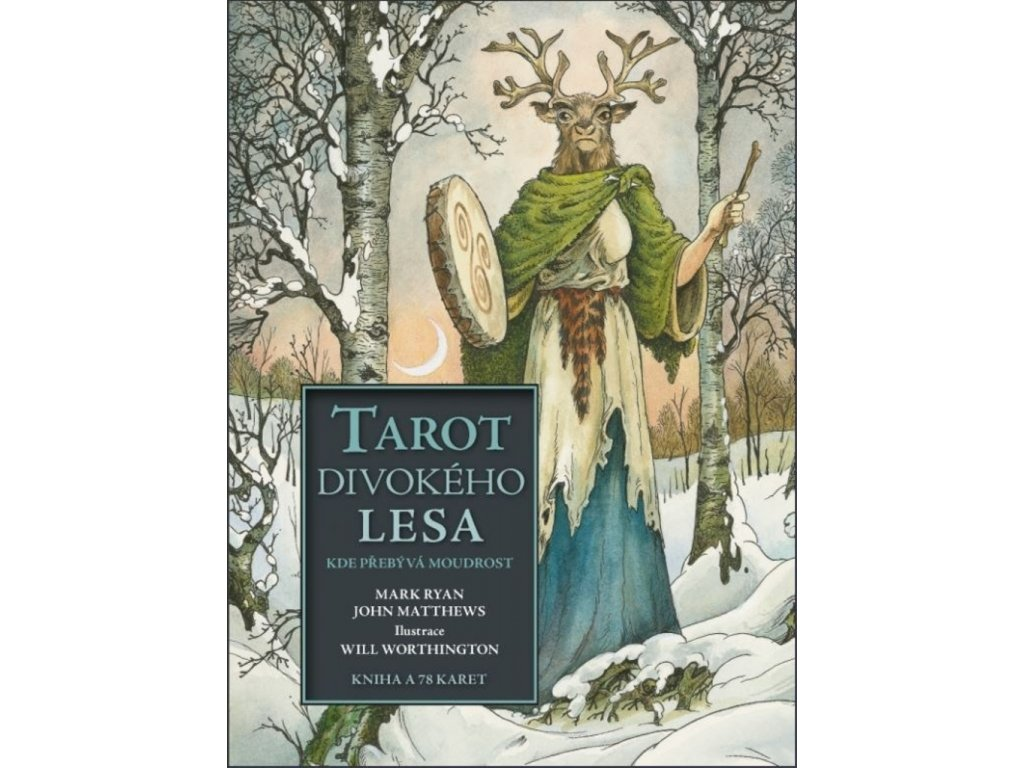 Tarotové karty  Dvokeho lesa