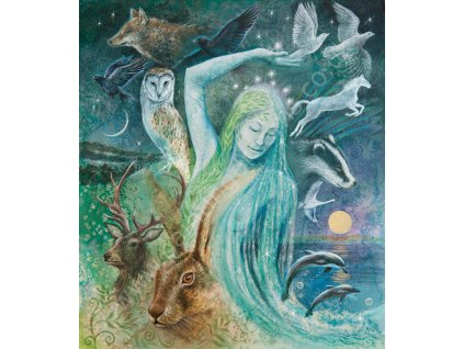 Sacred Creatures of The Goddess
