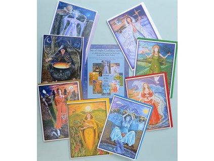 bohyne karty prani