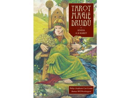 Tarotove karty magie druidu