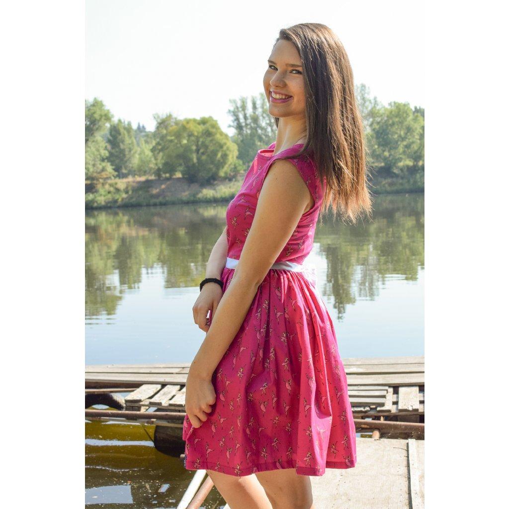 Šaty Audrey - Baletková
