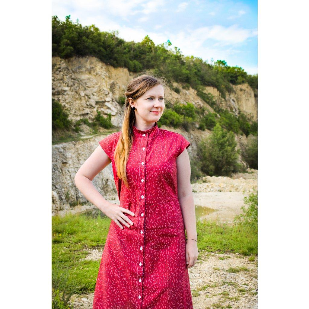 Šaty Michelle - Kožíšková