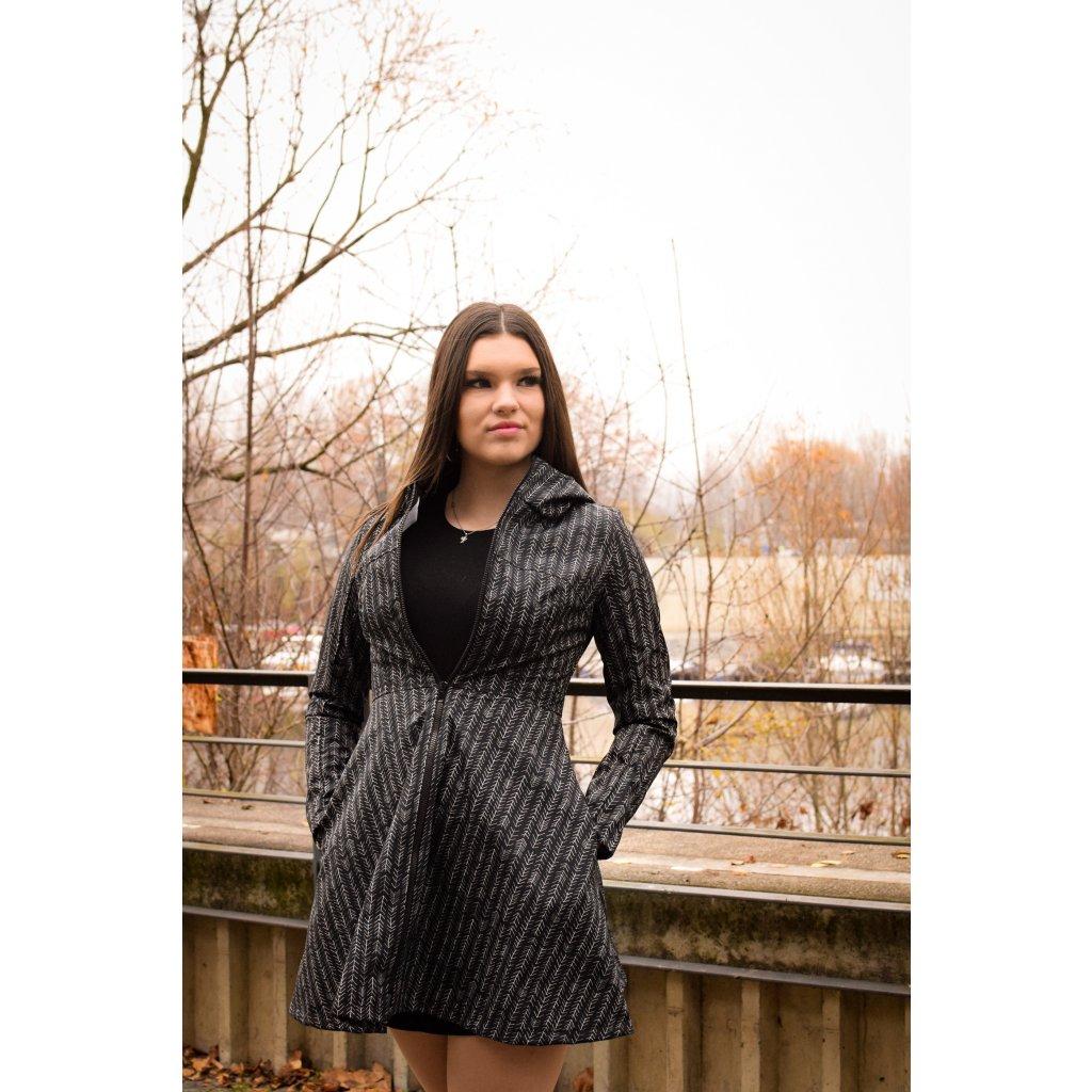 Kabát Molly - Jehličnatá