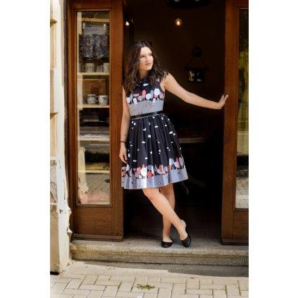 Šaty Audrey - Hájová