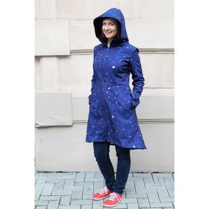Kabát Mona - Podzimní