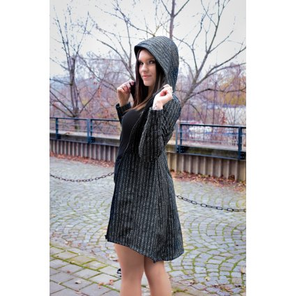 Kabát Mona - Jehličnatá