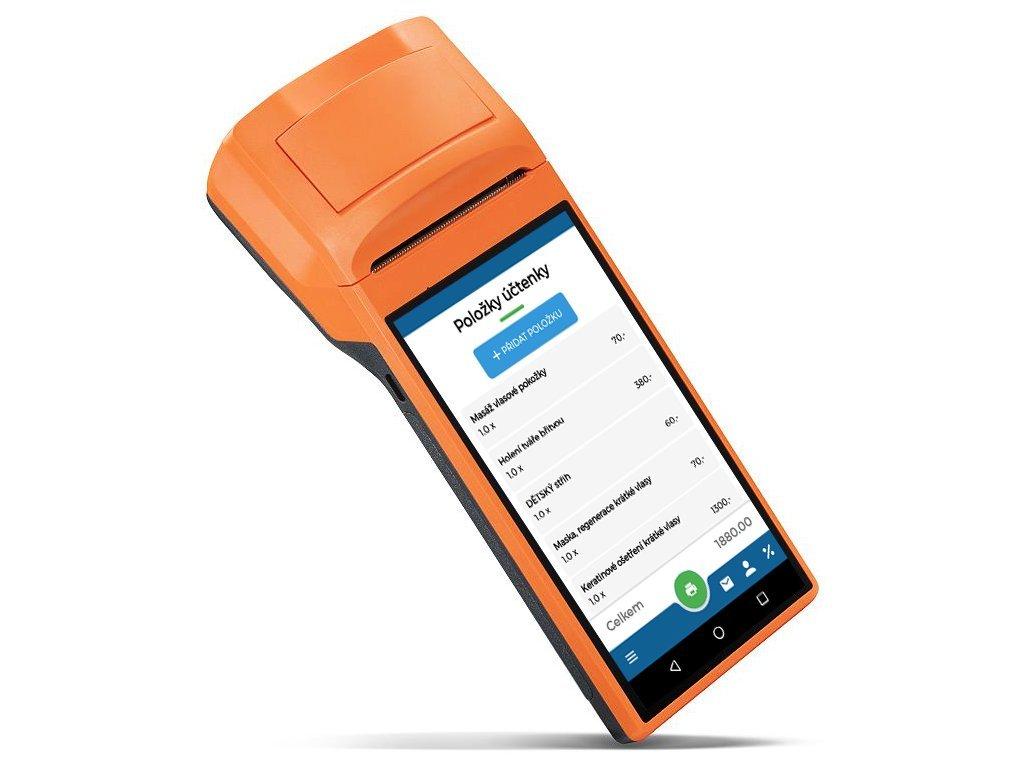 Mobilní pokladna