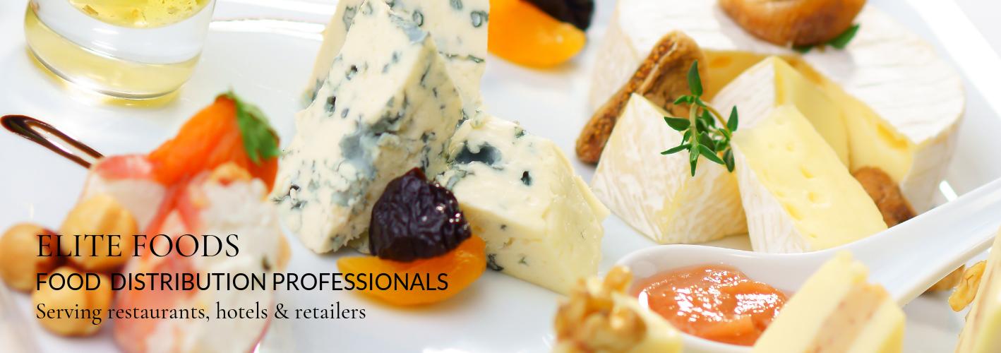 Elite Foods cheeses