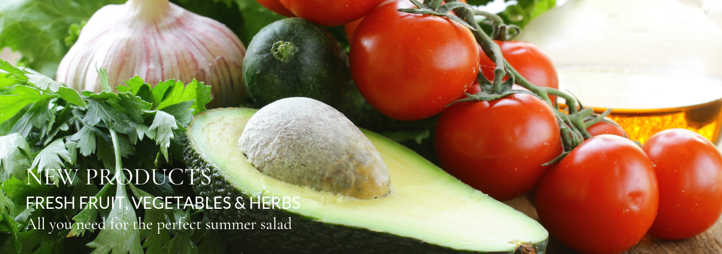 New products salad