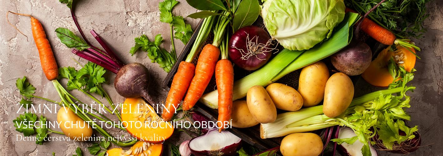 Winter vegetables CZ