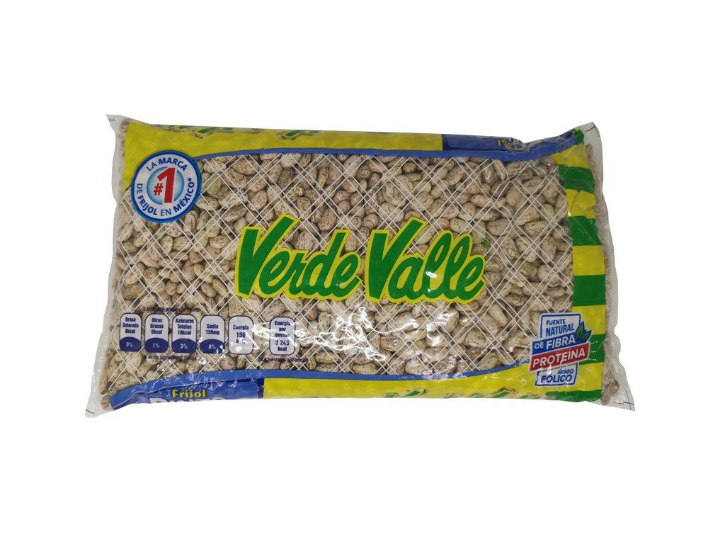 FRP1 Frijoles Pinto Verde Valle 1 kg