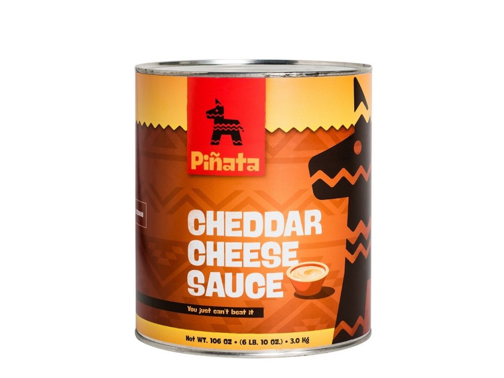 Cheddar Cheese Sauce 3kg